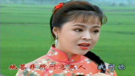 黄梅戏《啼笑因缘》忙中未问您名和姓 李文 刘华演唱