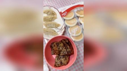 红枣糕、红糖饼、蒸饺
