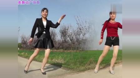 双人舞《女人不该被伤害DJ》时尚舞蹈