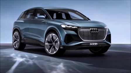 奥迪Q4概念车,强大优雅的SUV,内饰都是质的提升
