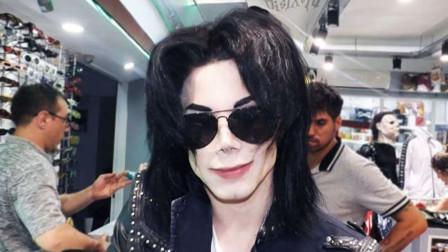 外国男子疯狂追星,整容成偶像迈克尔·杰克逊,花费20万做11次手术!