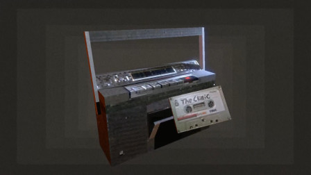 [预览]磁带在恐怖游戏里 发出的特殊声音