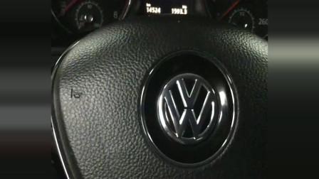 听说只有大众车才有这个功能,看到这一幕,我真是惊呆了!