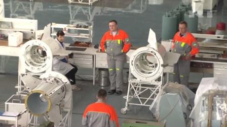 金刚石新建厂房增产防空导弹,俄罗斯大妈成制造S400主力军