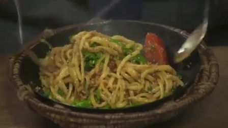 孤独的美食家:叔吃阿富汗拉面,味道和日本的很相似