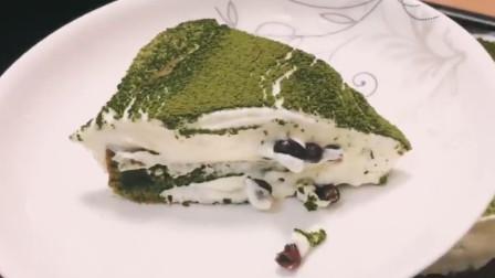 高颜值网红甜点,不会雪崩的雪崩蛋糕,吃一口满足你的味蕾
