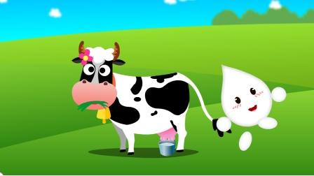 华山牧场产品宣传动画