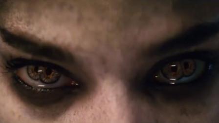 新木乃伊 暗黑公主诡异双瞳脸刻神秘文字