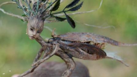 被封存了50年的秘密,墨西哥发现带翅膀的精灵,科学家无法解释