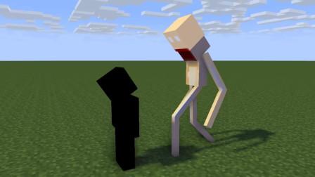 我的世界动画-SCP096 vs 零值-TigerEye35