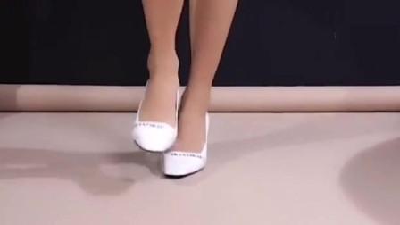 5双高跟鞋漂亮极了,显高又舒适!