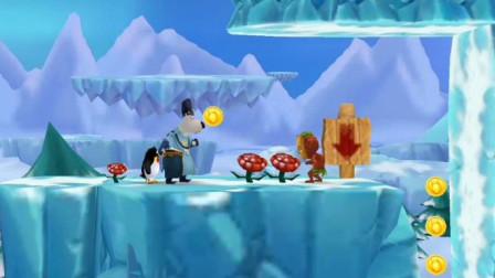 你见到过冰原上的雪人怪吗?霉熊奇幻冒险游戏