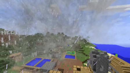 我的世界动画-飓风挑战-Alex & Steve