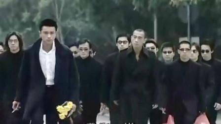 陈小春电影最霸气的一次,不愧是山鸡哥