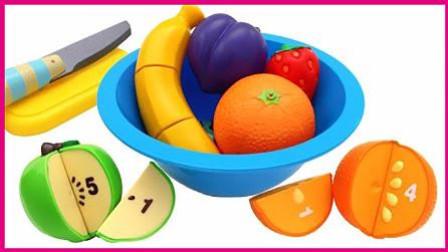 小猪佩奇和巴拉拉小魔仙水果彩泥玩具