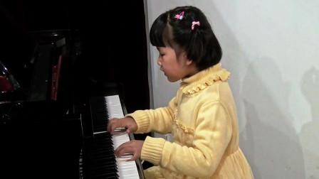 小朋友钢琴独奏《生日蛋糕》