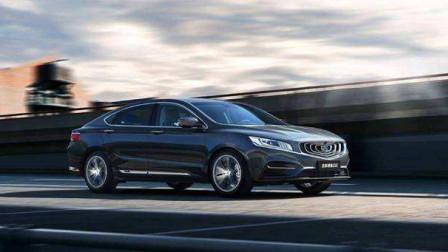 吉利博越GE,国产汽车的骄傲,光靠颜值就已经征服所有人!