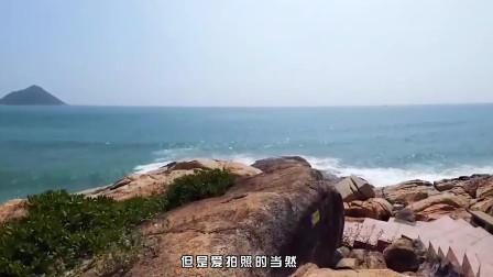 三亚小众网红岛—呆呆岛,海南三亚必去海岛,没有之一!