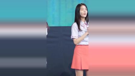 颜值4K: 超可爱的小美女, 韩国女团果然有美女啊