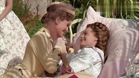 茜茜公主生病了!妈咪着急跑来看她,这一幕好感人