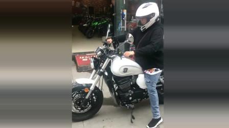 机车摩托:没有年龄和性别的限制,致所有机车骑士!