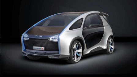 续航420公里!边跑边充电的新能源汽车出现,新能源革命已然打响