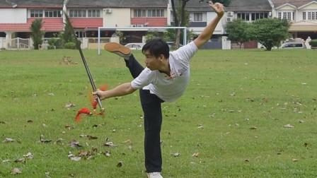 三段剑术(San Duan Jian Shu)