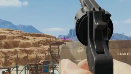 绝地求生:小手枪带给你不一样的BGM