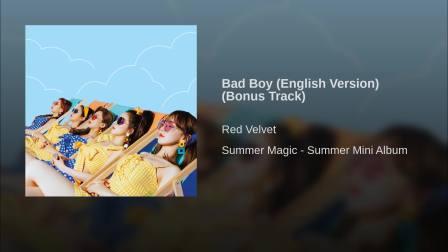 (Bonus Track) Bad Boy (English Ver.) - Red Velvet
