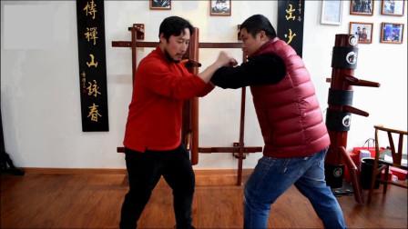 形意巧用三体式:内家拳师傅教你如何在武术实战中战胜对手