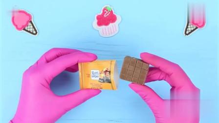 DIY巧克力零食迷你创意,有个吃货闺蜜真的太好了!