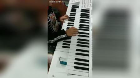 雅马哈2020微信有红包吗中心3月学习练琴打卡第2天。小步舞曲