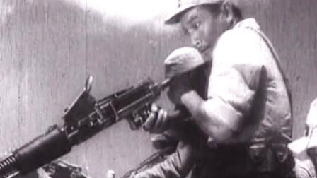 百看不厌老电影,60年代的战争大片!看看什么叫一片片的敌人,钢铁战士