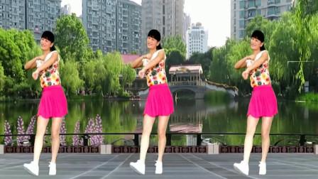 经典老歌《不怕不怕》好听又好看 广场舞(1)