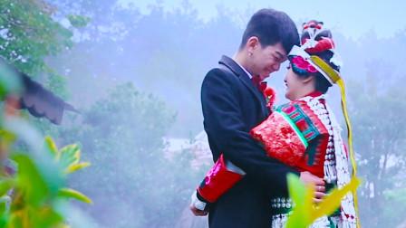 黔东南舟溪苗族婚礼