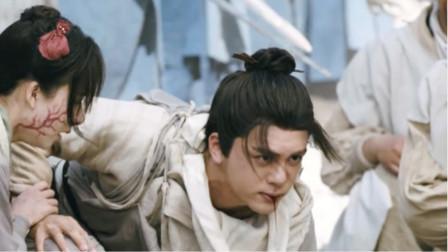新倚天屠龙记-光明顶一战无忌受伤,只好打亲情牌-六叔我是无忌啊