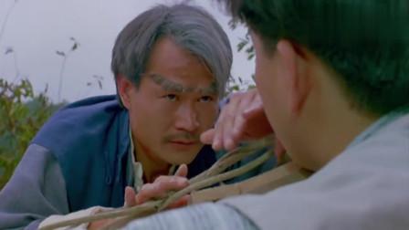 一眉道人:西洋僵尸出现,阿豪阿方不是对手,还好英叔及时赶到