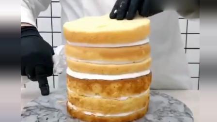 最有创意的水果蛋糕,超想咬上一口的!