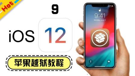 iphone越狱教程 支持ios12 苹果越狱