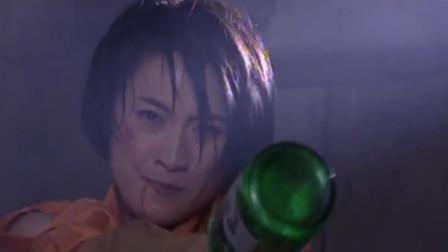 第一速度:苏慧真不愧是齐浩南的妻子,即使被,都让歹徒害怕