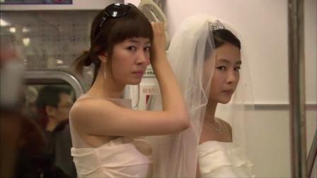 美女太不走心,结婚前一晚喝得伶仃大醉,竟坐着地铁去结婚