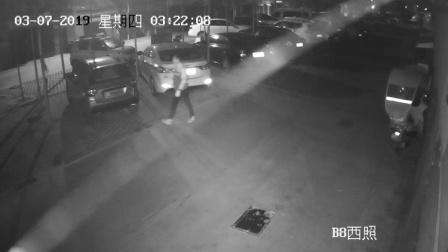 停车不落锁, 俩男子盗窃八千多元被刑拘