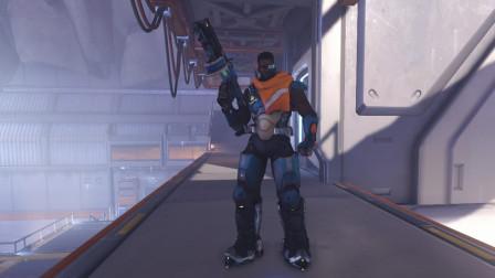 《守望先锋》新英雄巴蒂斯特将正式上线 战地医疗兵奶量十足