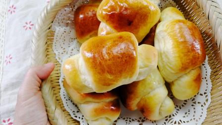 30天挑战100道面包 一道可以任意搭配的基础配方小餐包