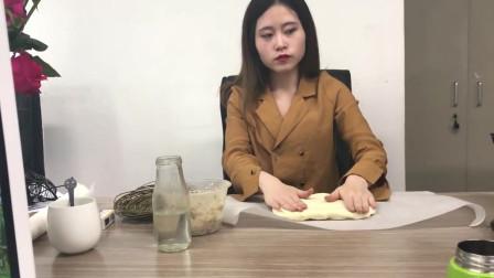 办公室小野:美女在办公室蒸包子,竟然成功了!