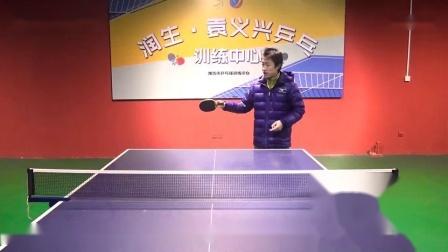 乒乓球直拍左推右攻、直拍横打两种握拍方法的差异性体现在哪儿?-_高清