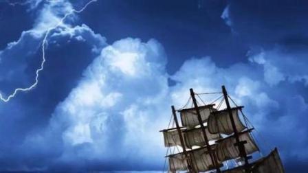 【数学大师高中】正弦定理和面积公式——逆风航行