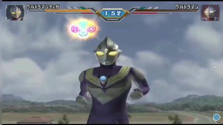 奥特曼之格斗超人  迪迦奥特曼地球守护者游戏