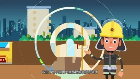 消防安全知识系列动画 - 娱乐场所篇