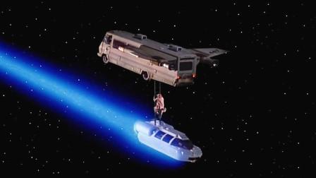 未来科技太成熟,太空行走竟不用宇航服,汽车也能上太空?